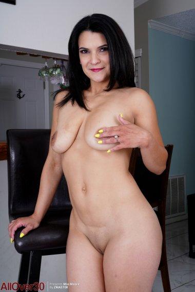 Mio Moore Dark Haired Beauty