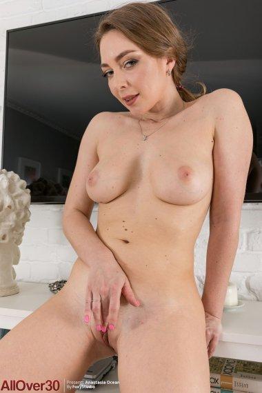 Brunette MILF Anastasia Ocean That Perfect Body