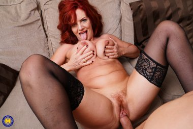 Hot Andi JAmes is getting a creampie after a good fuck