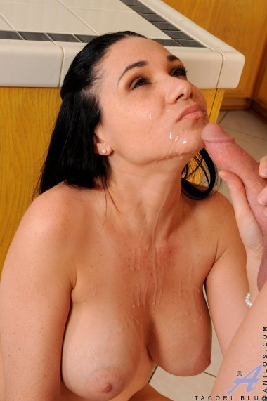 Latina whore Tacori Blu offers huge tits and hairy pussy